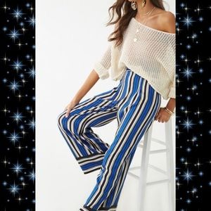Forever 21 high waist palazzo pants, size Small